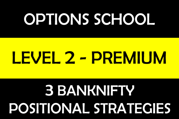 Banknifty Options Positional Strategies - Level 2 cover
