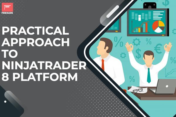 Practical Approach to Ninjatrader 8 Platform cover