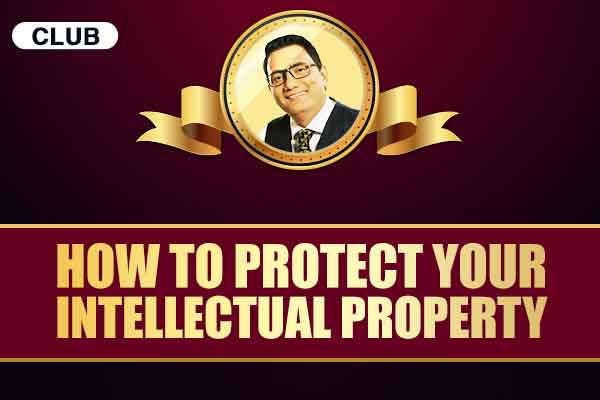 How to Protect Your Intellectual Property cover