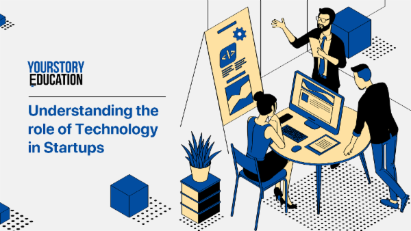Understanding the role of Technology in Startups cover