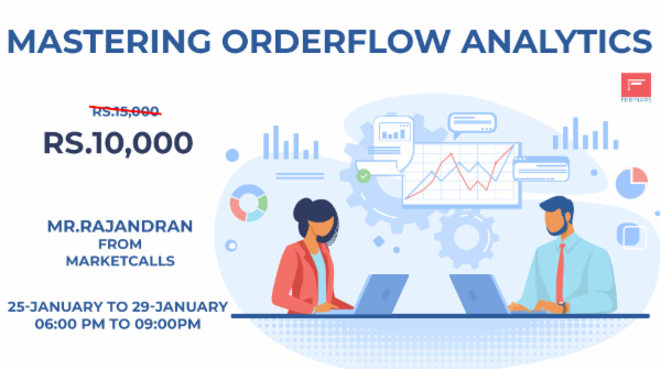 Mastering Orderflow Analytics cover