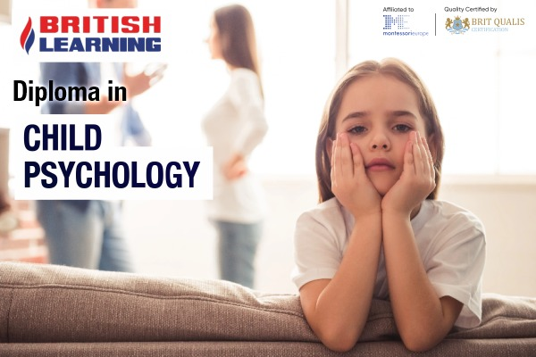 Diploma in Child Psychology cover