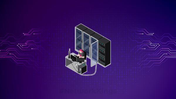 Live CCNP ENCOR Enterprise + LAB Access cover