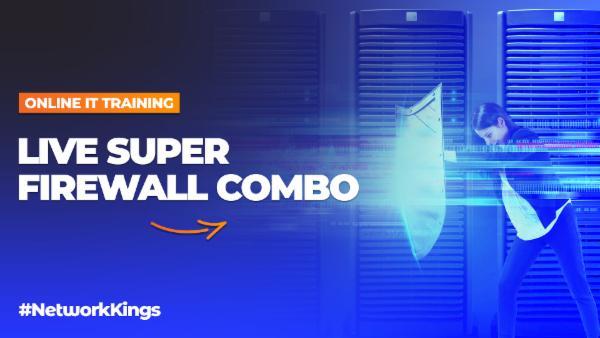 Live Super Firewall + Lab Access cover