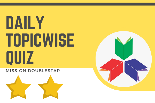 DAILY TOPICWISE QUIZ cover