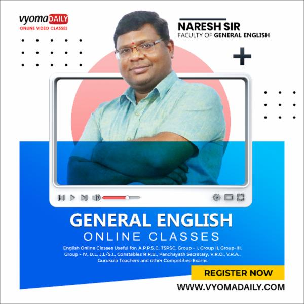 English Online Classes | Vyoma Academy cover