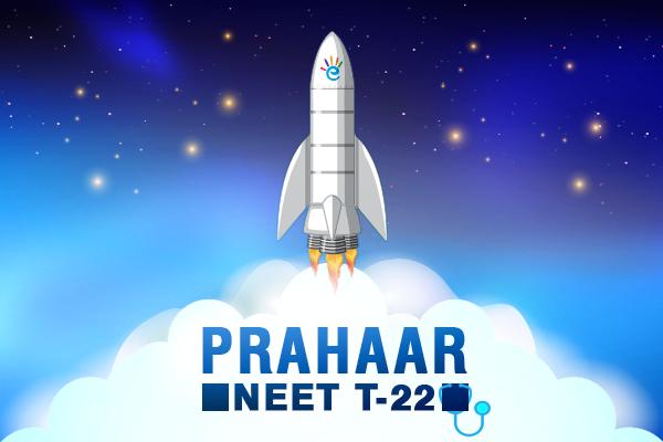 NEET T-22 Prahaar cover