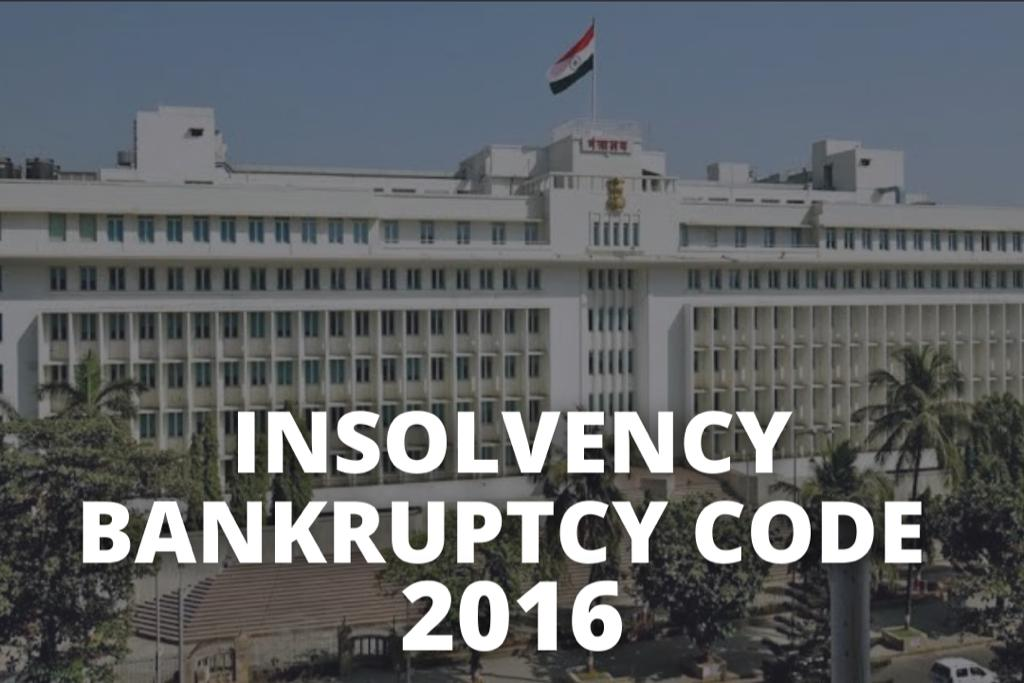 Insolvency and Bankruptcy Code, 2016_Prof cover
