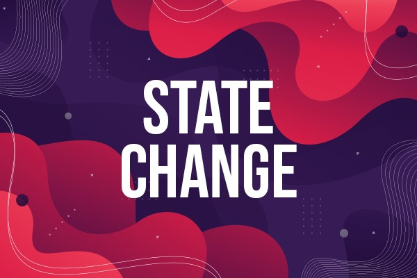 A+ STATE CHANGE cover
