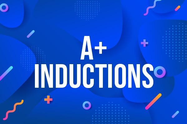 A+ INDUCTIONS cover