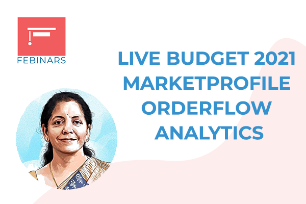Live budget 2021 Marketprofile and Orderflow Analytics cover