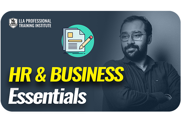 HR & Business Essentials cover