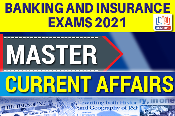 MASTER CURRENT AFFAIRS cover
