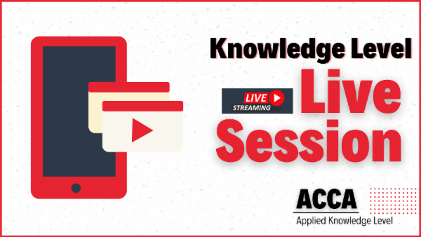 Knowledge Level Live Session cover