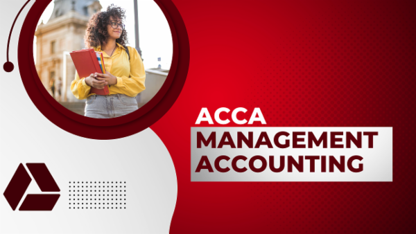 ACCA Management Accounting-Google Drive Classes cover
