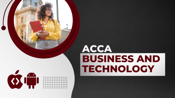 ACCA Business and Technology-App Based Classes cover