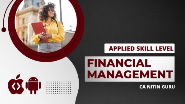 ACCA Financial Management-App Based Classes cover