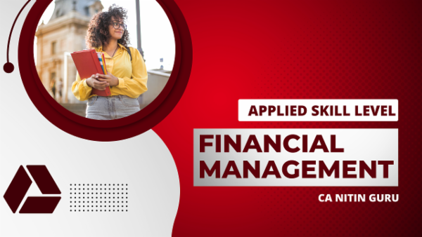 ACCA Financial Management-Google Drive Classes cover