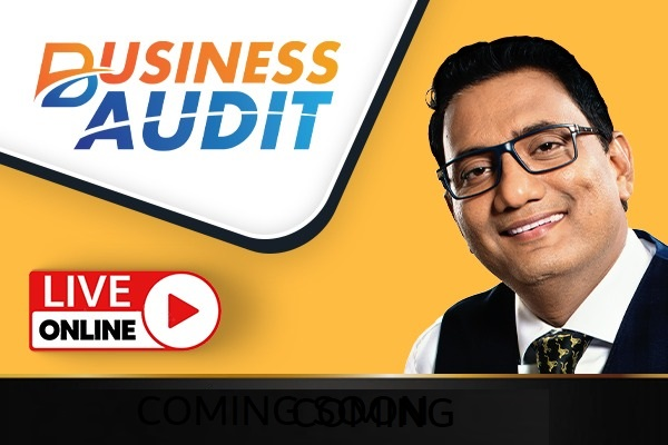 Live Online Business Audit cover