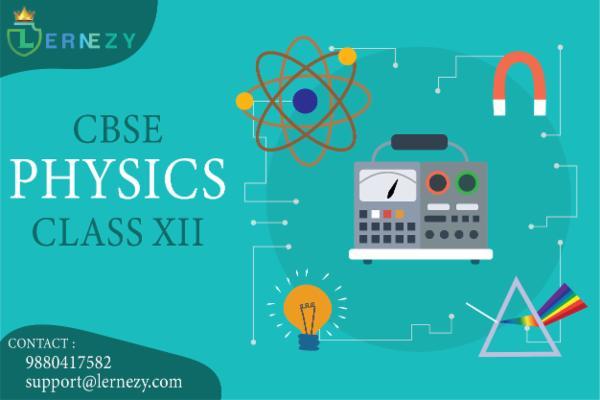 CBSE Physics - 12th cover