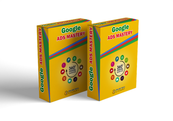 Google Ads Mastery cover