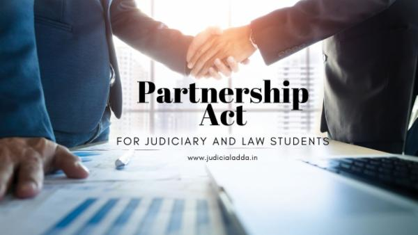 Partnership Act cover