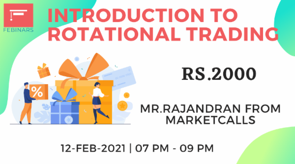 Introduction to Rotational Trading cover
