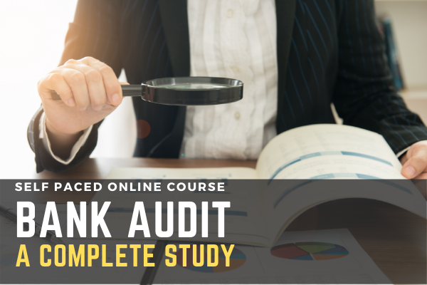 Bank Audit A Complete Study cover