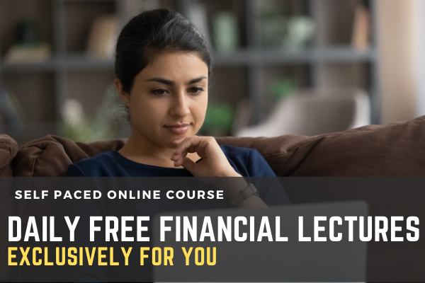 Must Know Financial Videos - Daily Free Lectures for You cover