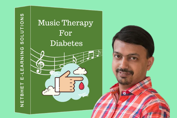 Music Therapy For Diabetes cover