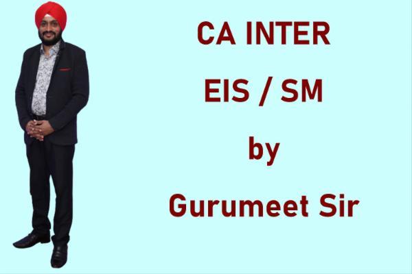 CA INTER - EIS / SM cover
