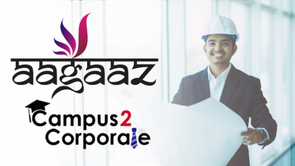 Aagaaz ( Campus to Corporate ) cover