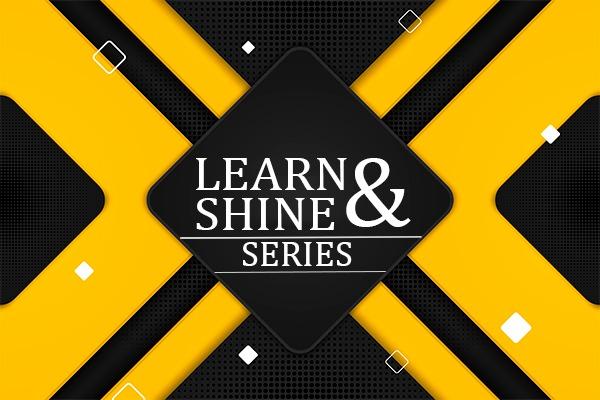 Learn & Shine cover