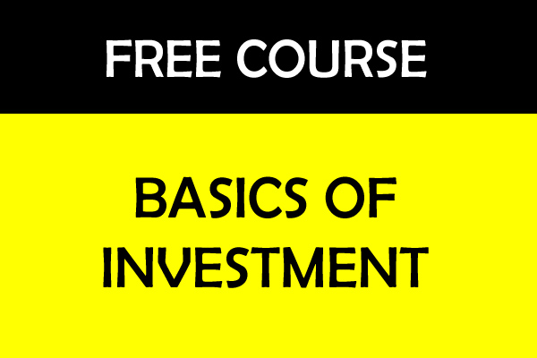 Basics of Investment cover