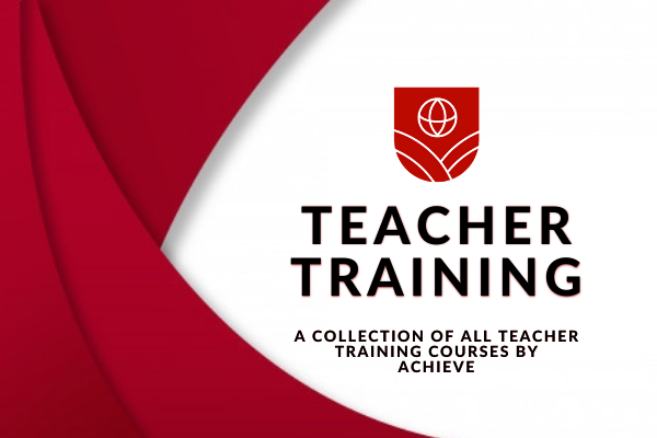 Teachers of Achieve cover