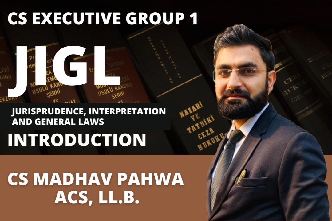 JIGL Introduction cover