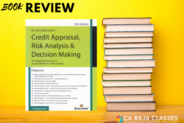 """Review of """"Credit Appraisal Risk Analysis & Decision Making"""" Book cover"""