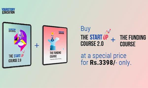 Startup Course 2.0 + Funding Course cover