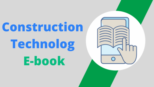 RSMSSB JE Construction Technology Notes cover