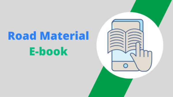 RSMSSB JE Road Material Notes cover