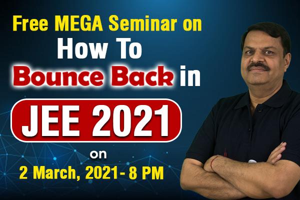 FREE Mega Seminar by NKGupta Sir on 2nd March 2021 at 8:00 pm cover