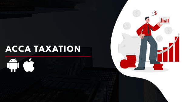 ACCA Taxation-App Based Classes New cover