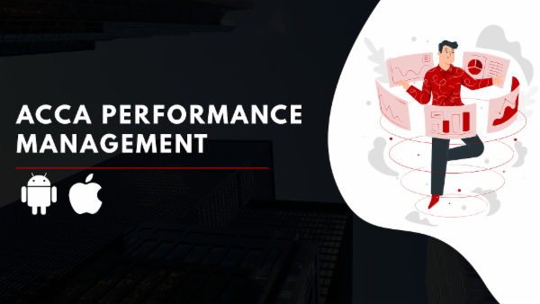 ACCA Performance Management-App Based Course cover