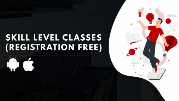 ACCA Registration+Skill Level Classes-App Based Classes cover