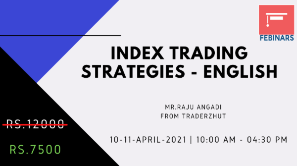 Index Trading Strategies - English cover