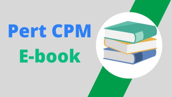 RSMSSB JE Pert CPM Notes cover