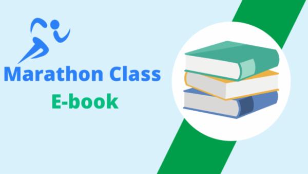 RSMSSB JE Marathon Class Study Material cover
