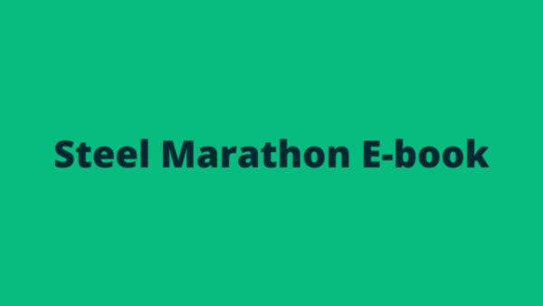 Steel Marathon Ebook cover