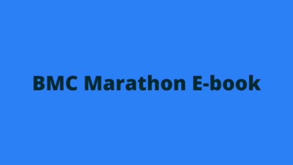 RSMSSB JE BMC Marathon Notes cover