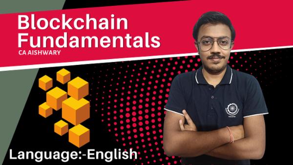 Blockchain Fundamentals (English) cover